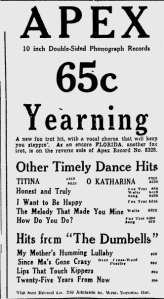 -apex records ottawa citizen may-2, 1925 (1)