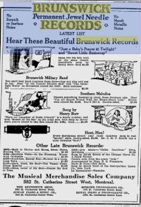 -Brunswick 1918