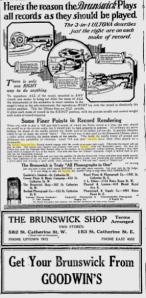 -Brunswick 1920-2