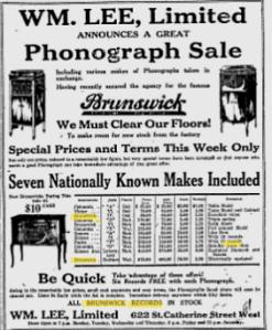 -Brunswick 1923-2