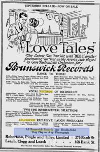 -Brunswick 1923