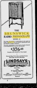 -BRUNSWICK 1931