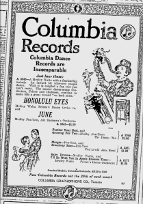 -columbia records feb 10 1921 ottawa citizen