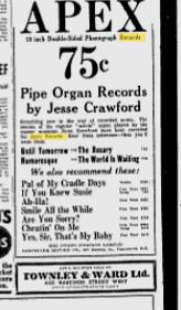 Evening Sun   Google News Archive Search-Apex 14