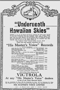 -hmv records june 6,1921 montreal gazette