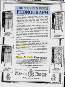 -Mason and Risch 1919