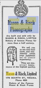 -Mason and Risch 1920