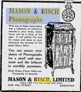 -Mason and Risch 1923