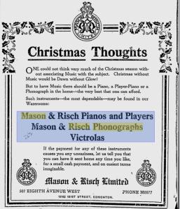 -Mason and Risch 1925