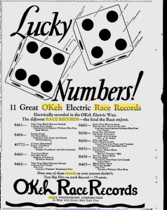-okeh race records 1927-2
