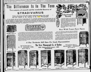 Quebec Telegraph   Google News Archive Search-Starr Gennett 1