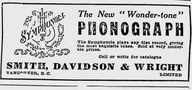 The Symphonola Phonograph-1918