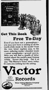-victor records feb 4,1928 montreal gazette