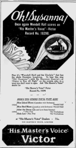 -victor records may 6,1924 montreal gazette