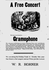 The Granby Mail   Google News Archive Search
