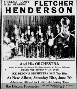 The Afro American   Google News Archive Search-fletcher henderson  june 7 1930