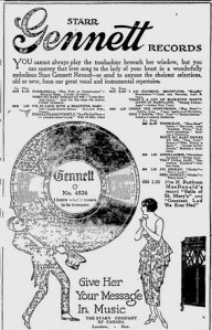 The Border Cities Star   Google News Archive Search-starr gennett march 1, 1920