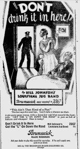 The Afro American   Google News Archive Search-jug band