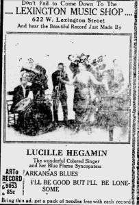 The Afro American   Google News Archive Search-lucille hegamin