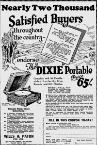 The Sydney Mail   Google News Archive Search-dixie portable