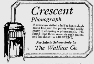 Schenectady Gazette   Google News Archive Search-crescent phonograh-march 5, 1920 new york