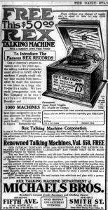 rex records